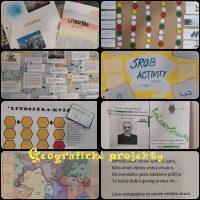 Geografické projekty (2/3)
