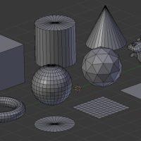 Modelovanie 3D objektov a 3D tlač (2/5)
