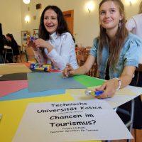 Projekt Jugendkonferenz — medzinárodný projekt (1/2)